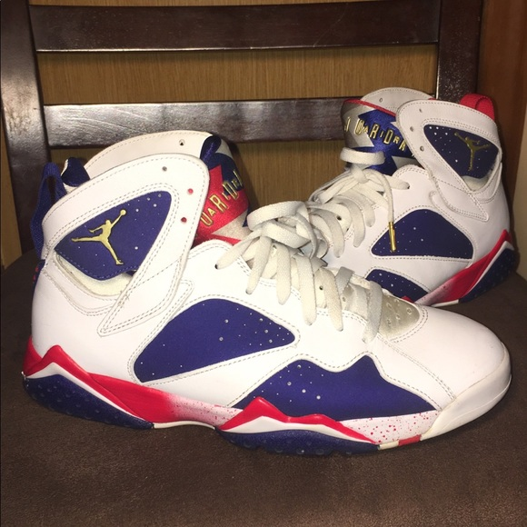 "2a4771abf301 Jordan Other - Air Jordan 7 ""Olympic"" size 10"